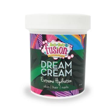 Dream Cream-Bath and Body Fusion