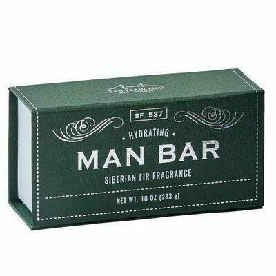 Man Bar Hydrating Siberian Fir Soap