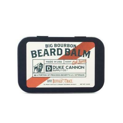 Big Bourbon Beard Balm