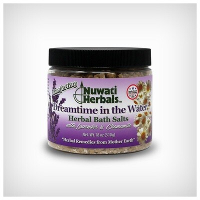 Dreamtime Bath Salts 18 oz.