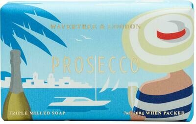 Prosecco Soap Wavertree and London