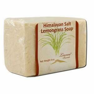 Himalayan Salt Lemongrass Soap