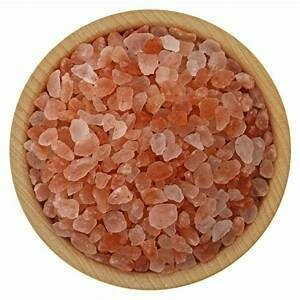 Himalayan Crystal Bath Salt Unscented-Coarse
