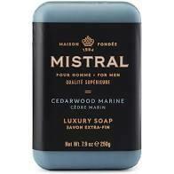 Cedarwood Marine Soap Mistral