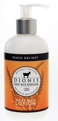 Peach Delight Hand and Body Lotion Dionis