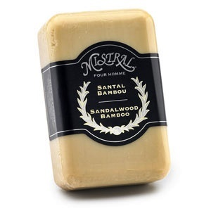 Sandalwood Bamboo Mistral Soap