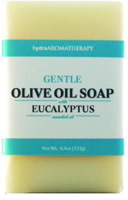 Eucalyptus Olive Oil Soap