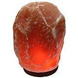 Himalayan Crystal Salt Lamp Jumbo 21-25 lbs