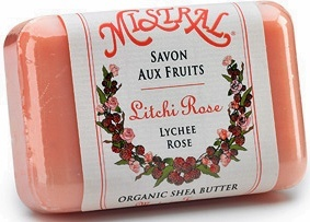 Lychee Rose Soap Mistral