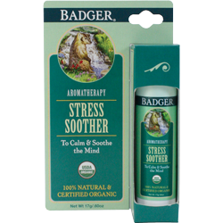 Stress Soother Badger