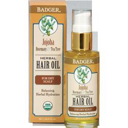 Jojoba Hair Oil for Dry Scalp