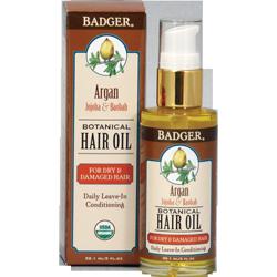 Argan Jojoba & Baobab Hair Oil for Dry & Damaged Hair