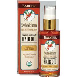 Seabuckthorn Hair Oil for All Hair Types