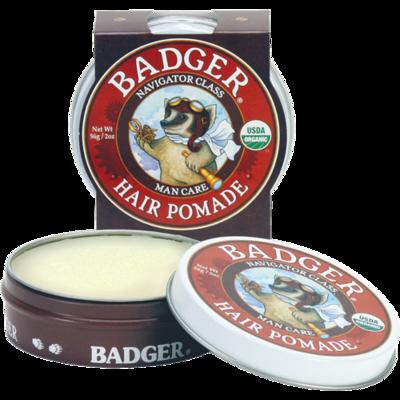 Badger Man Care Hair Pomade