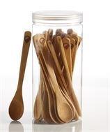 Coconut Oil Bamboo Spoon