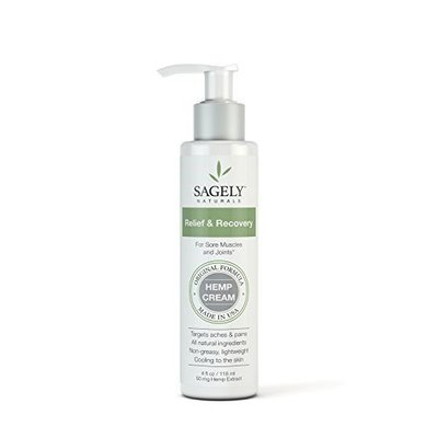 Sagely Relief & Recovery Cream