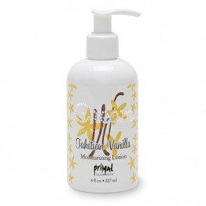 Primal Elements Tahitian Vanilla Lotion 8 oz. Bottle