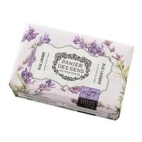 Blue Lavender Soap Panier