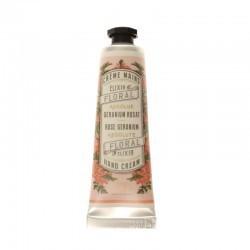 Rose Geranium Hand Cream 1oz. Panier