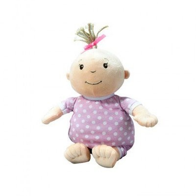 Warmies Cozy Plush Baby Girl