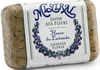 Lavender Flower Soap Mistral