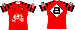 Battleship Rugby Game Jersey