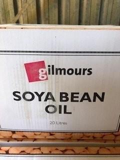 Soya Oil 20 litre