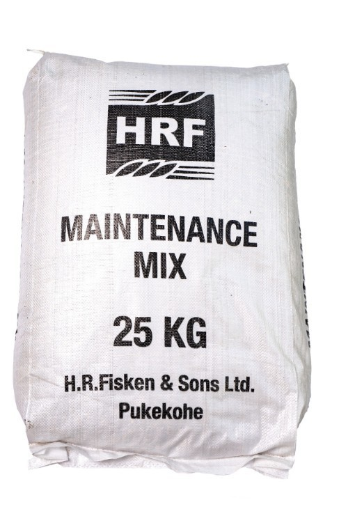 Maintenance Mix