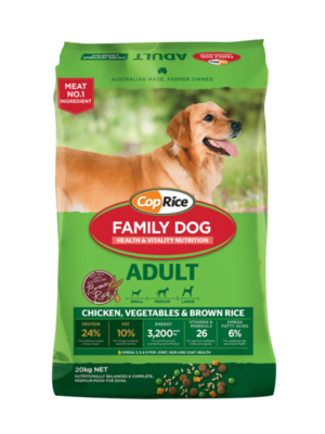 Family Dog Biscuits