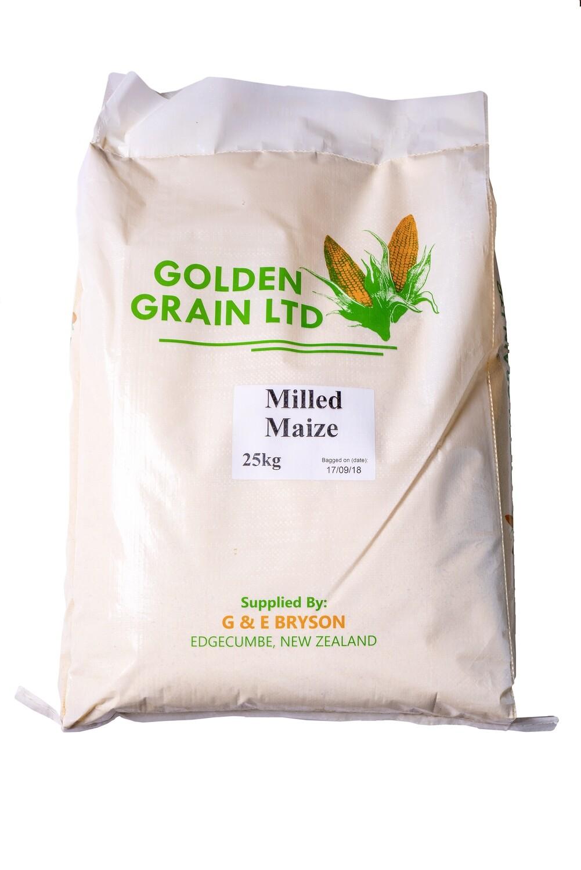 Milled Maize - 25kg