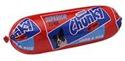 Chunky Lamb & Rice Dog Roll