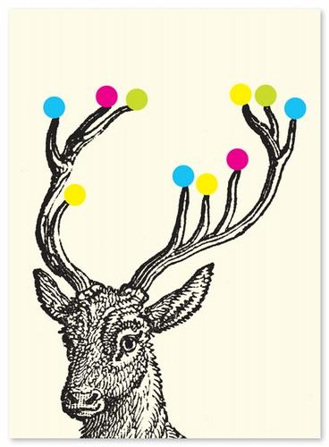 Reindeer in Lights HDYRLT