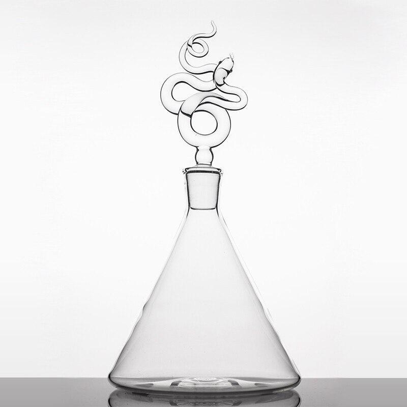 Decanter - Serpentine Collection