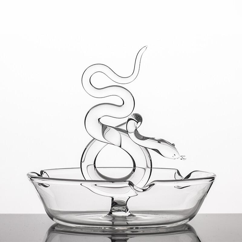 Ashtray - Serpentine Collection