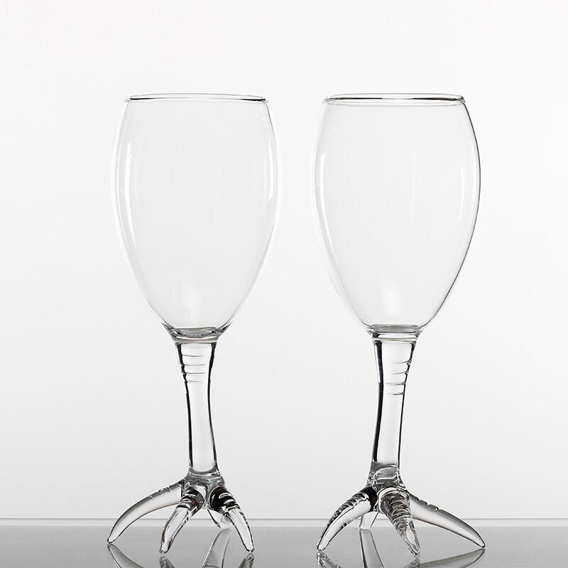 Hand Blown Glasses - Gajna Set