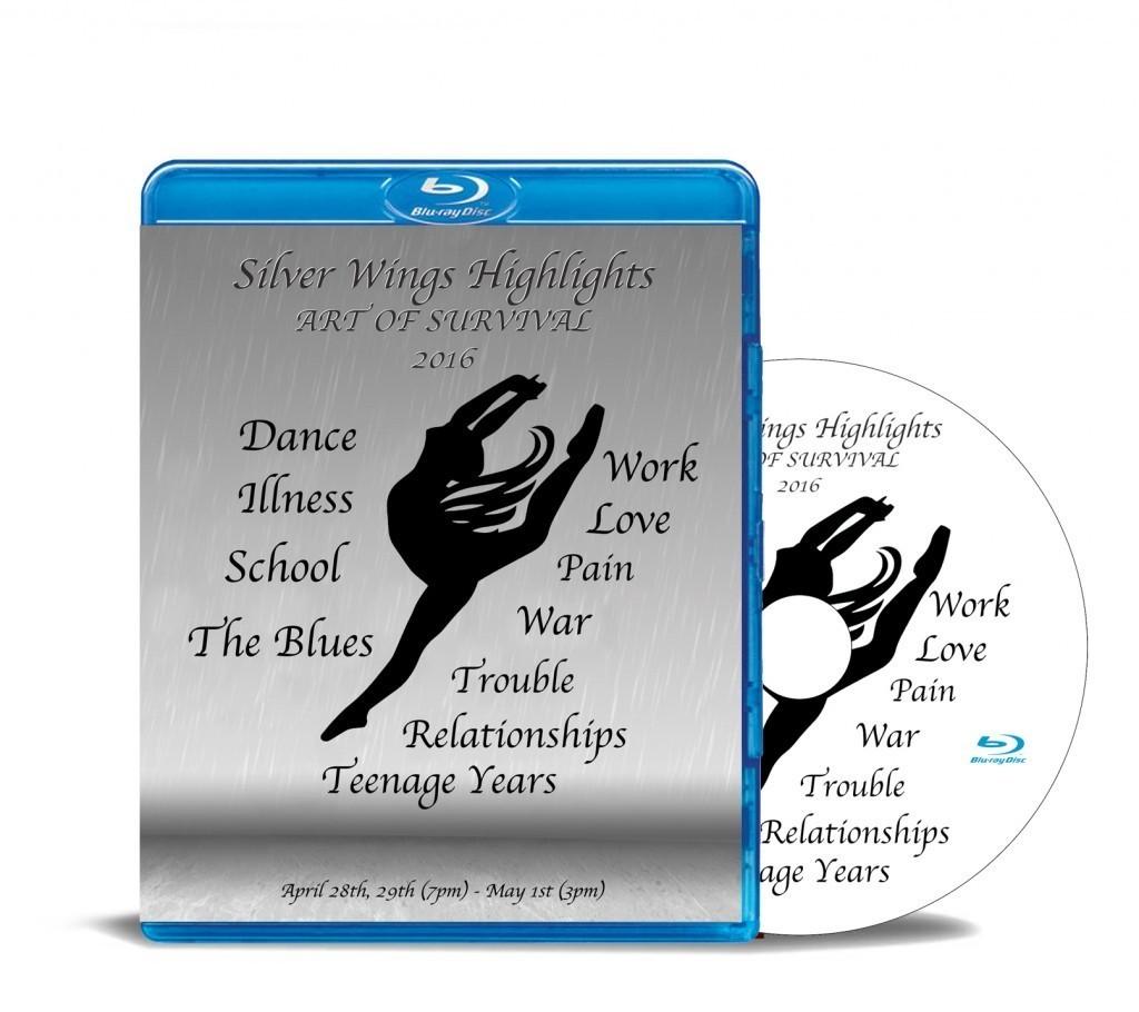 Silver Wings Art of Survival Blu-ray 2016