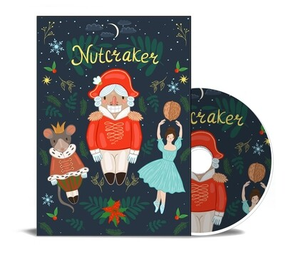 The Nutcracker 2019 DVD