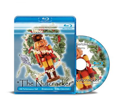 The Nutcracker 2007 Blu-ray