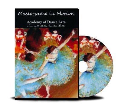 Masterpiece In Motion 2017 DVD