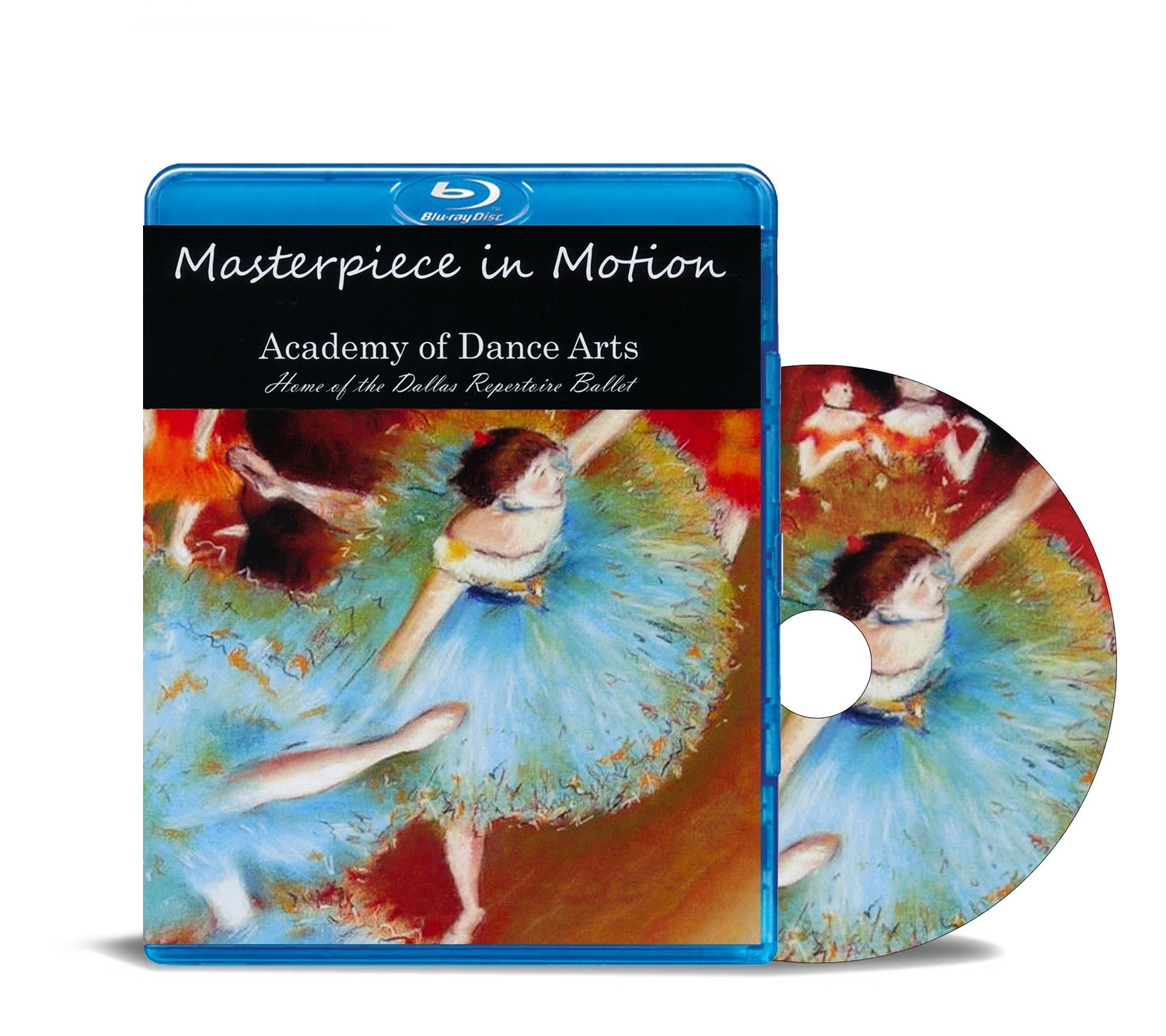 Masterpiece In Motion 2017 Blu-ray