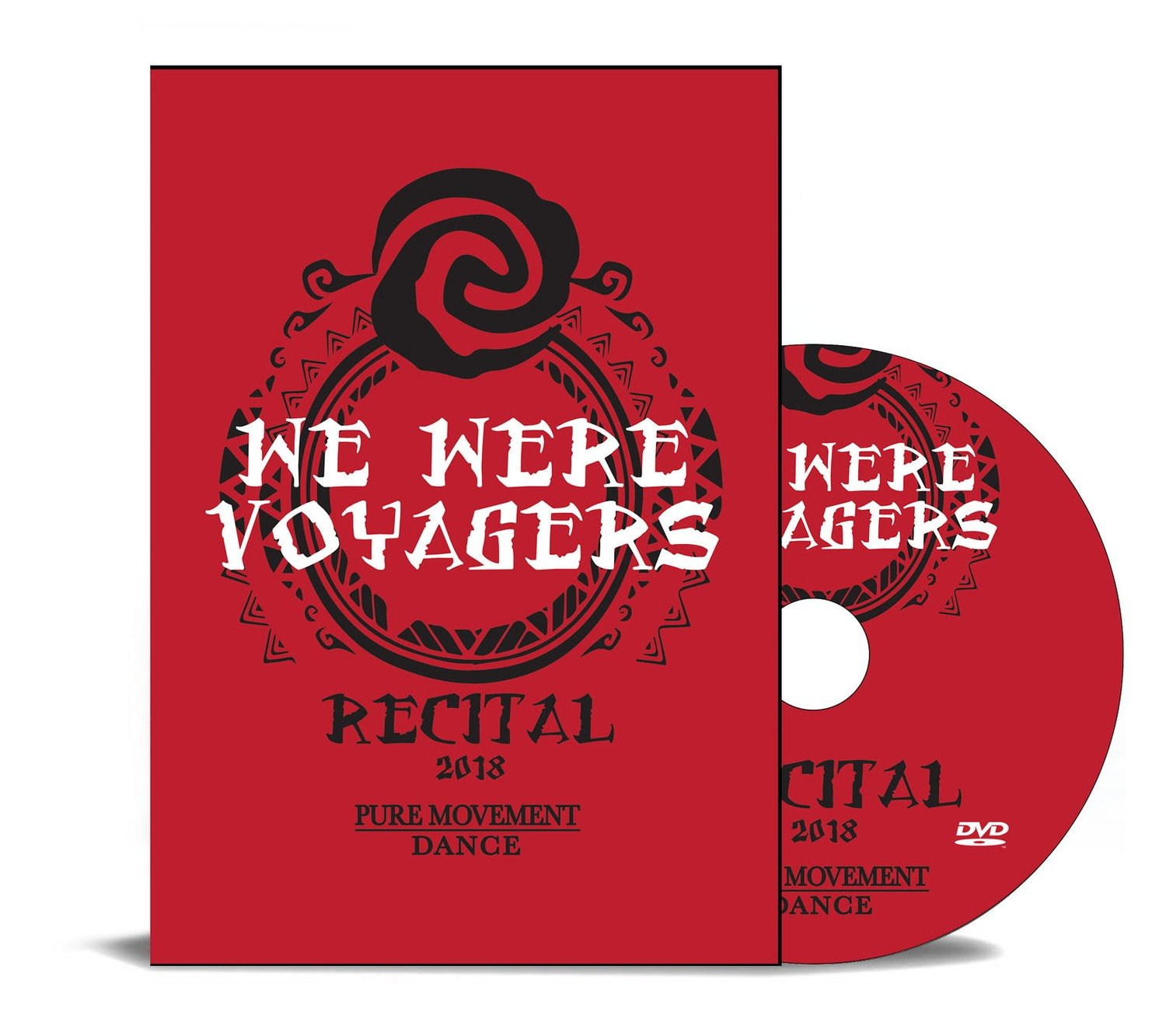 We Were Voyagers 2018 SHOW 3 DVD