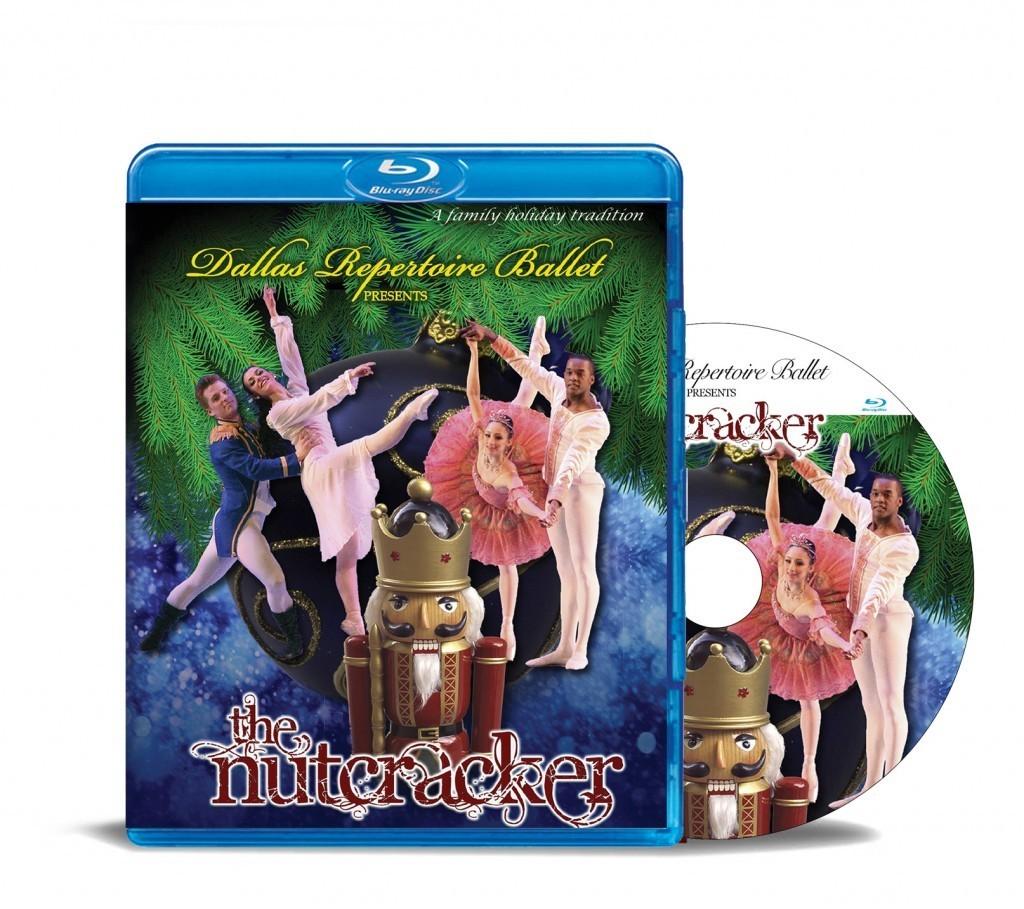 The Nutcracker 2014 Blu-ray