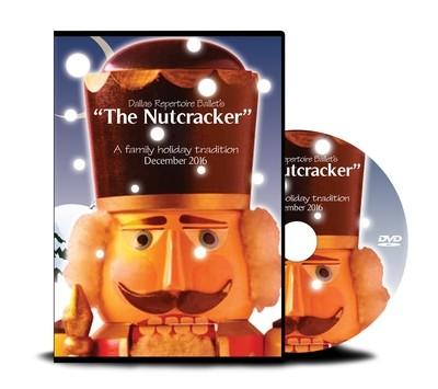 The Nutcracker 2016 DVD