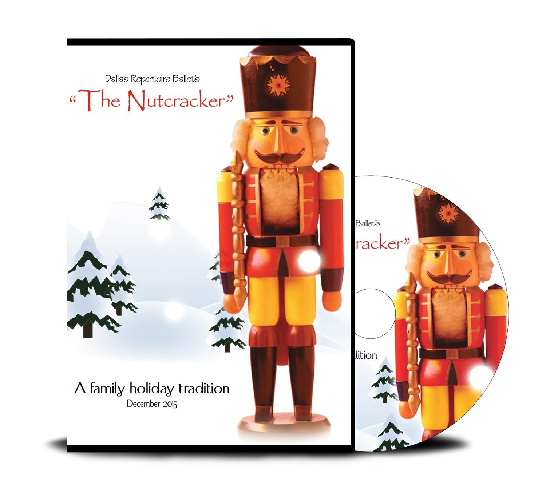 The Nutcracker 2015 DVD