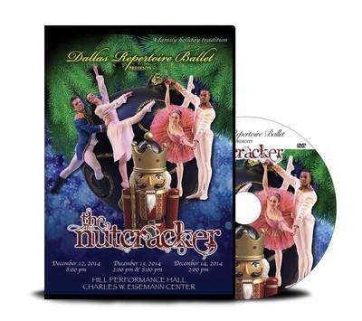 The Nutcracker 2014 DVD