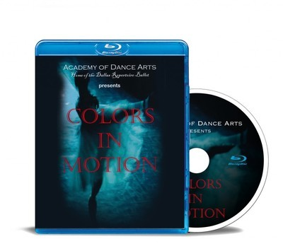 Colors In Motion 2013 Blu-ray