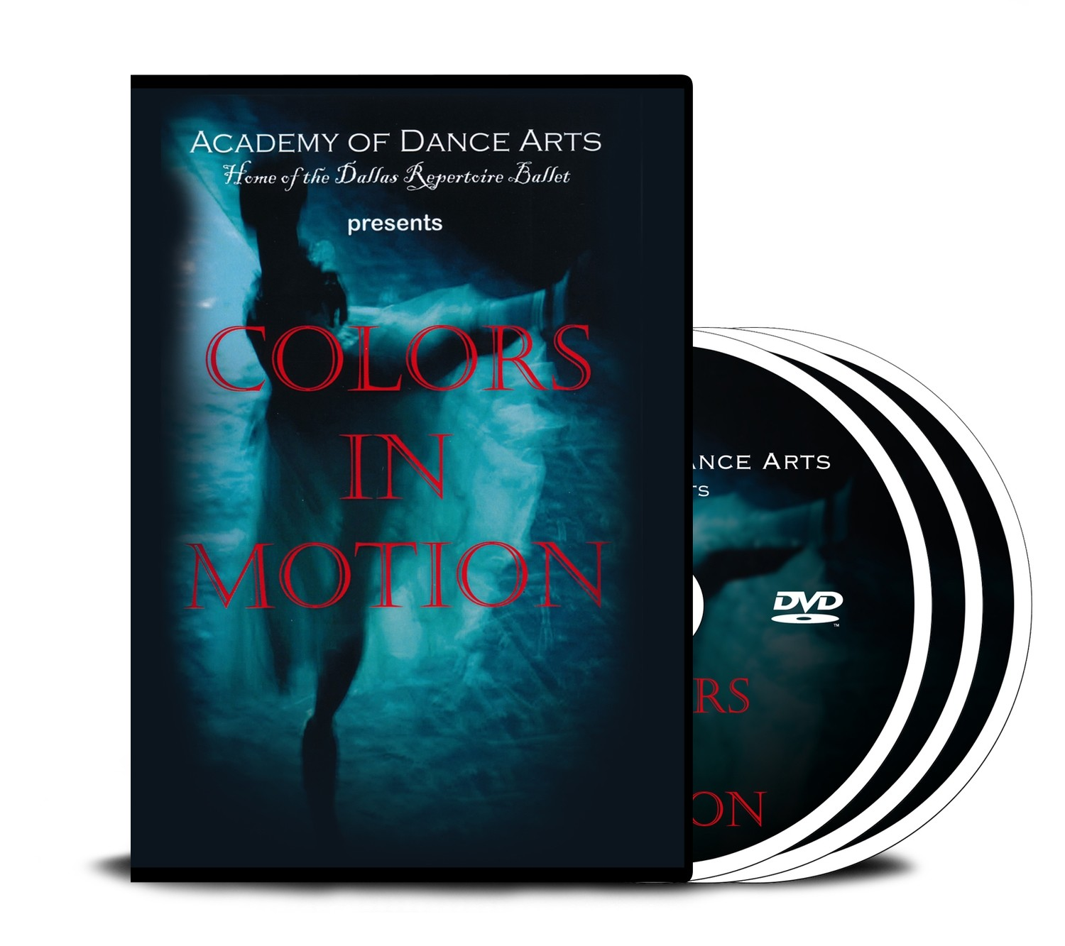 Colors In Motion DVD 2013