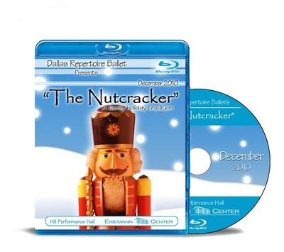 The Nutcracker 2010 Blu-ray