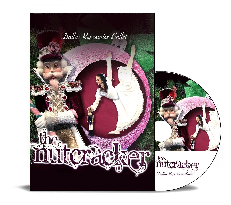 The Nutcracker 2018 DVD