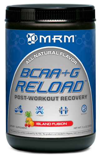 BCAA+G RELOAD™ Natural | Post-Workout Recovery
